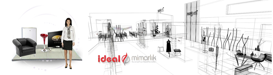 Exhibition Stand Sketch : Exhibition stand for landa society of architectural illustration