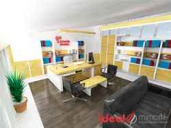 Central Office Interior Design